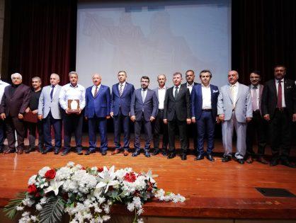 Borsamız; AHİLİK KÜLTÜRÜ HAFTASI KUTLAMARINA KATILDI. 19/09/2019